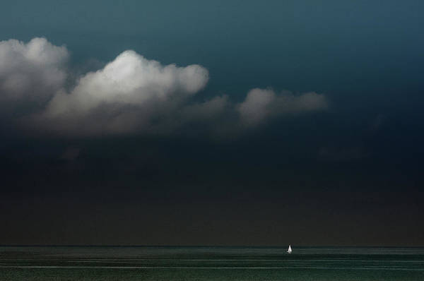 Sail Boat Photograph - Found Freedom by Gilbert Claes