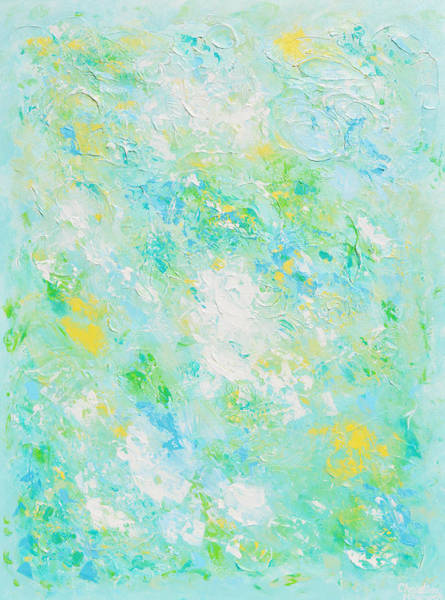 Wall Art - Painting - Found Peace by Christine Bell