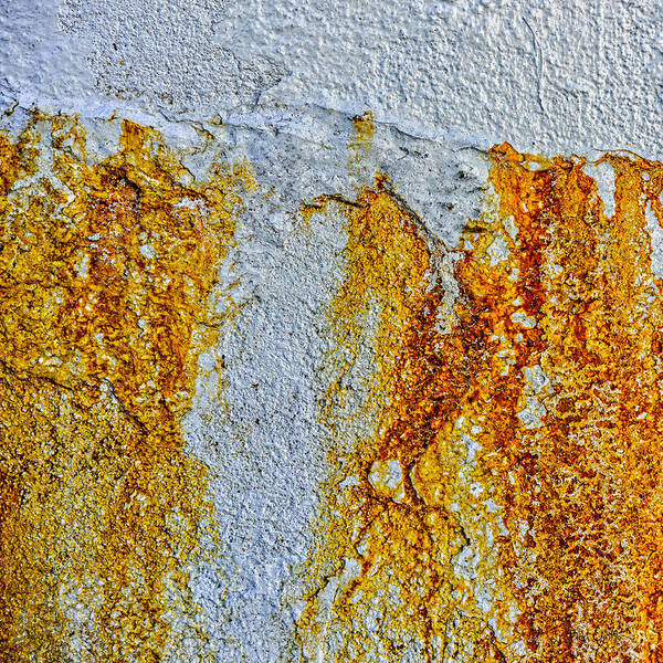 Photograph - Foundation Rust Two by Bob Orsillo