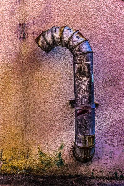 Photograph - Foundation Vent Pipe by Bob Orsillo