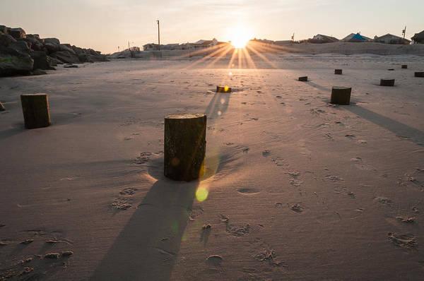 Jersey Shore Photograph - Foundations by Kristopher Schoenleber