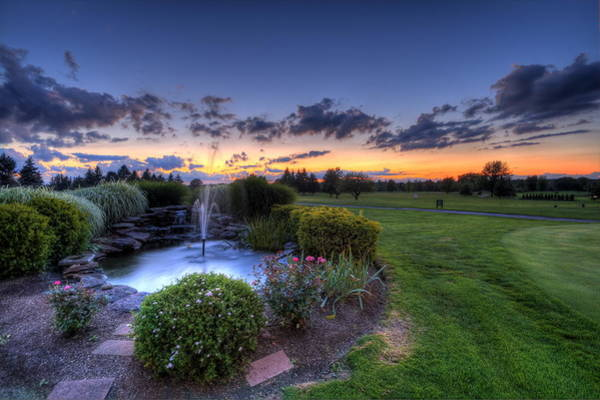 Photograph - Salem Ohio Golf by David Dufresne