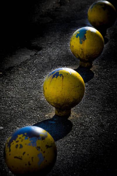 Photograph - Four Balls by Edgar Laureano