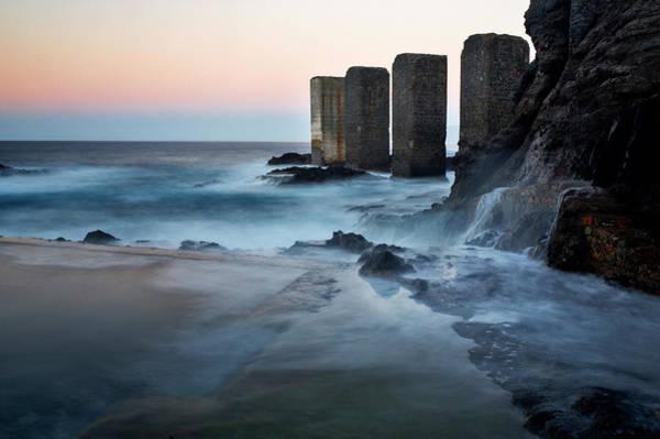 La Gomera Wall Art - Photograph - Four Columns by Jay Evers