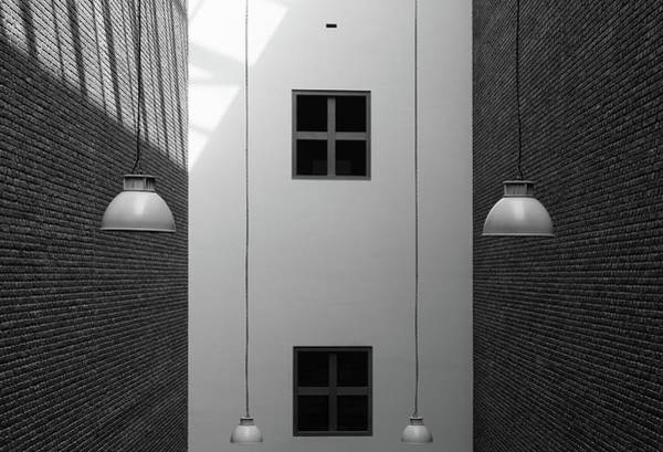 Bricks Photograph - Four by Jeroen Van De