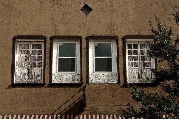 Photograph - Four Windows by Carol Erikson