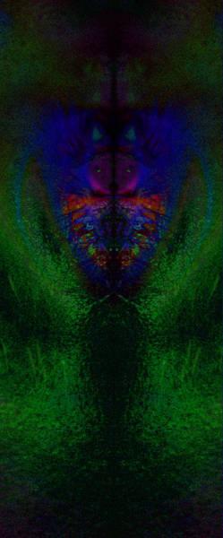 Maleficent Digital Art - Fox by Andrew Cogburn