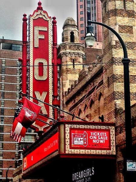Fox Theater - Atlanta Art Print