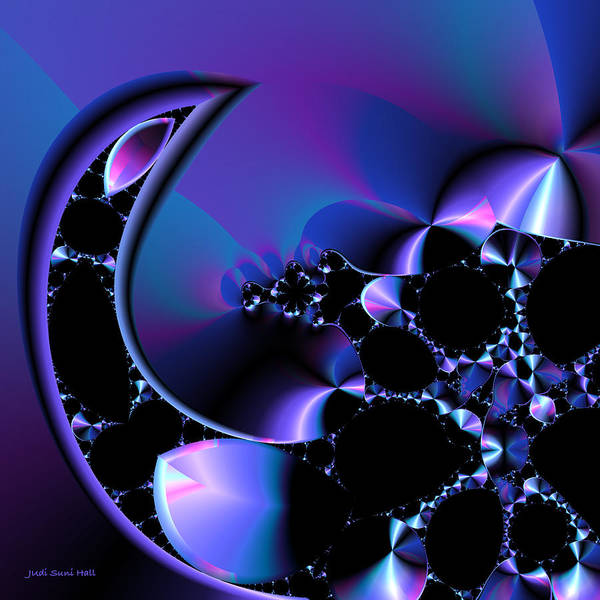 Digital Art - Fractal 79 by Judi Suni Hall