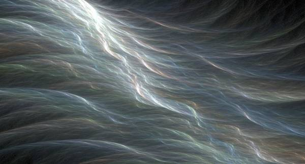 Digital Art - Fractal Ocean Swell by Doug Morgan