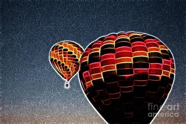- Fractalius Hot Air Balloons by Jim Lepard