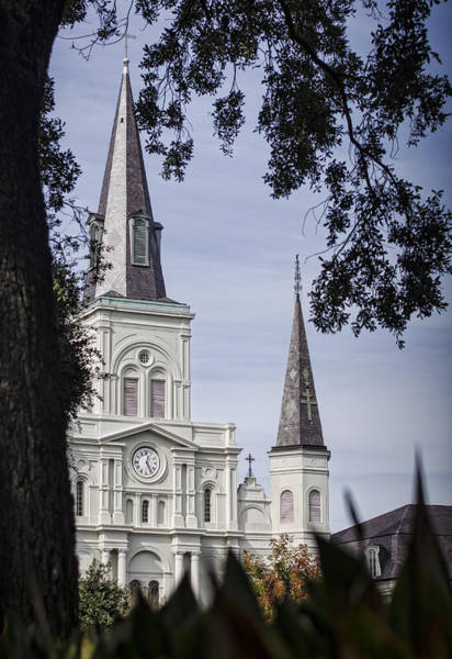 Photograph - Framed Cathedral by Heather Applegate