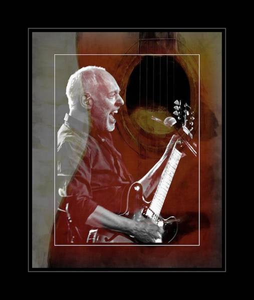 Photograph - Frampton Guitared by Alice Gipson