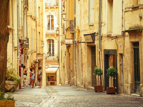 Sony Photograph - France - Montpellier - Europe by Vivienne Gucwa