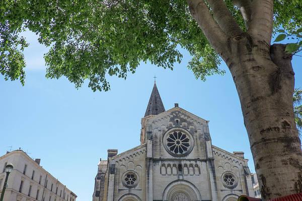 Wall Art - Photograph - France, Nimes, Saint Paul Church by Emily Wilson