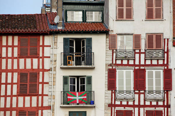 Pyrenees Photograph - France, Pyrenees Atlantiques, Bayonne by Barrere Jean-marc / Hemis.fr