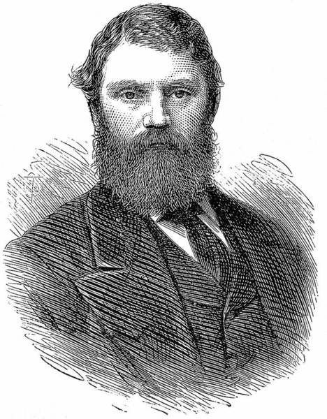 Woodcut Photograph - Francis Edmund Anstie by Universal History Archive/uig