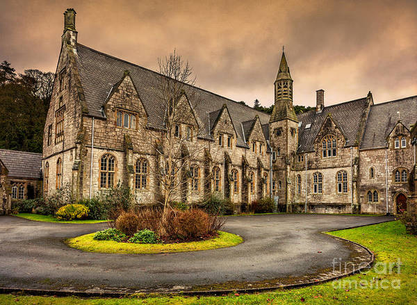 Franciscan Photograph - Franciscan Friary by Adrian Evans