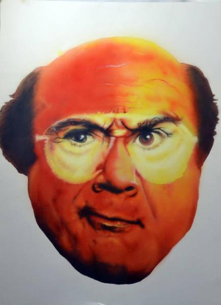 Frank Reynolds Wall Art - Painting - Frank-always Sunny by Patrick Jay Romo