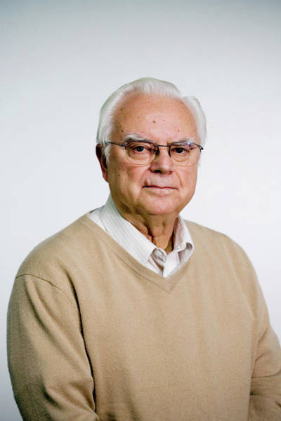 Extraterrestrial Life Photograph - Frank Drake by Adam Hart-davis/science Photo Library