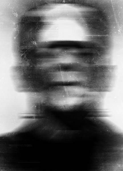 Frankenstein Monster Photograph - Frank by The Artist Project