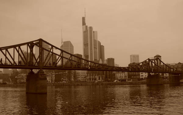 Photograph - Frankfurt by Miguel Winterpacht