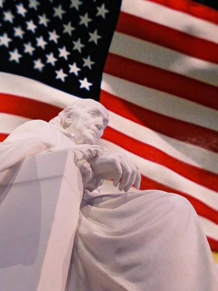 Photograph - Franklin Remembrance by Richard Reeve