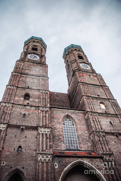 Photograph - Frauenkirche by Hannes Cmarits