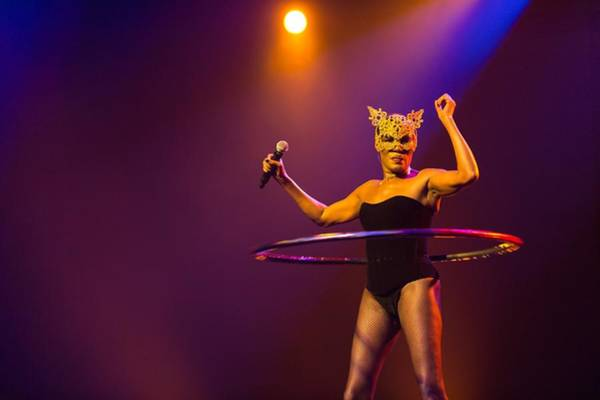 Photograph - Freak Out Night Dance Party In Montreux by A163