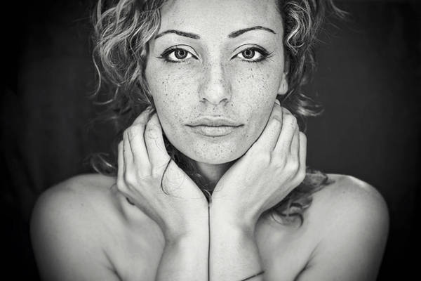 Wall Art - Photograph - Freckles by Oren Hayman
