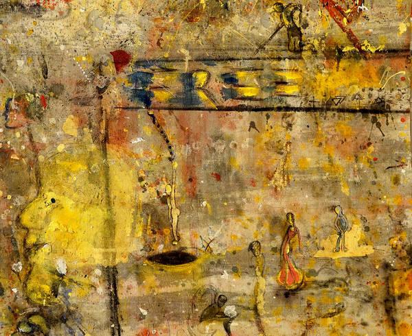 Mixed Media - Free by Giorgio Tuscani