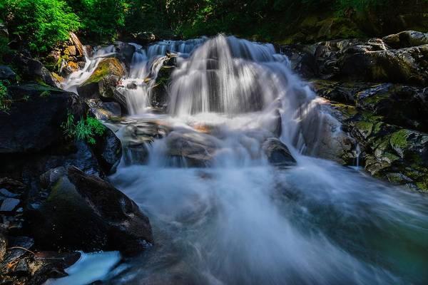 Photograph - Free Streaming by Gene Garnace