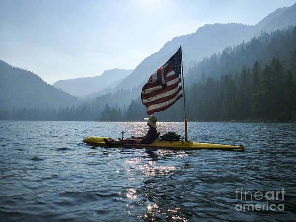 Freedom Of The Sierras Art Print by Cheryl Wood