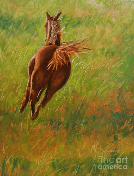 Painting - Freedom by Sherri Anderson