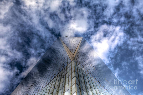 Wall Art - Photograph - Freedom Sky by William Wetmore