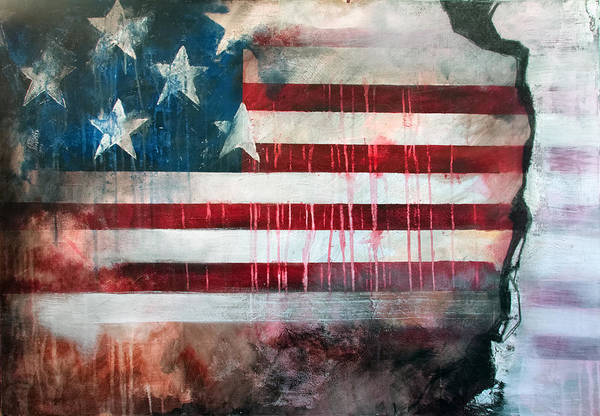 Painting - Freedom Slaves by Sean Parnell