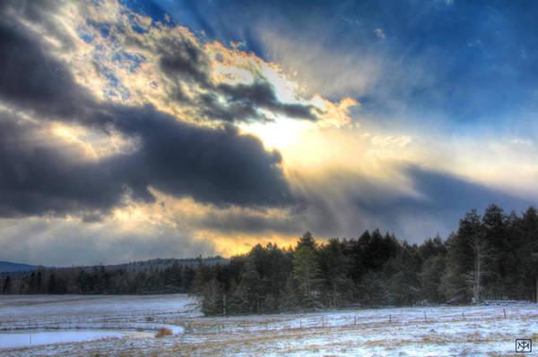 Photograph - Freedom Sunburst by John Meader