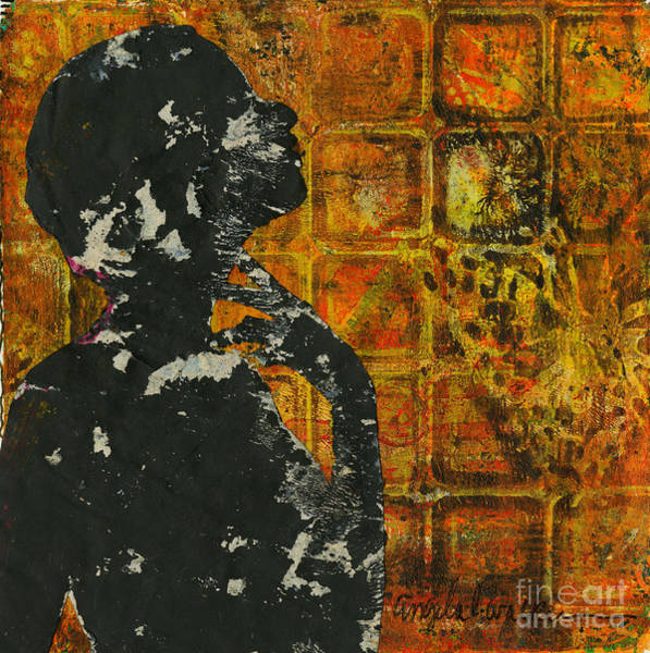 Wall Art - Mixed Media - Freedom To Pray Whenever I Want by Angela L Walker
