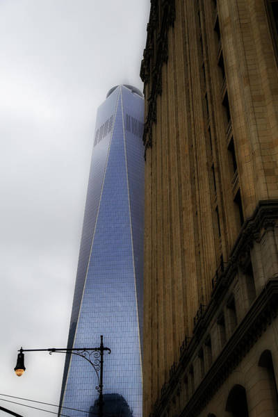 Photograph - Freedom Tower 6 by Andrew Fare