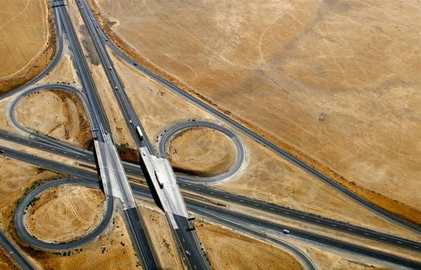 Photograph - Freeway 1 by Sylvan Adams
