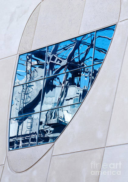 Photograph - Fremantle Maritime Museum Reflections 02 by Rick Piper Photography