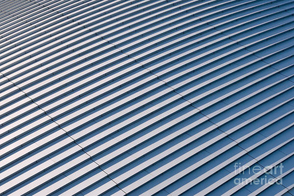 Photograph - Fremantle Maritime Museum Roof by Rick Piper Photography