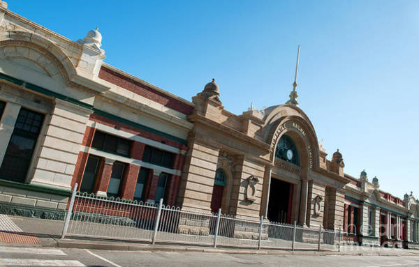 Photograph - Fremantle Train Station by Yew Kwang