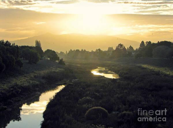 Photograph - Fremont Dawn by Ellen Cotton