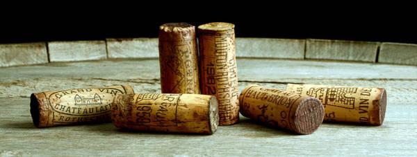 Wine Barrel Wall Art - Photograph - French Connection by Jon Neidert