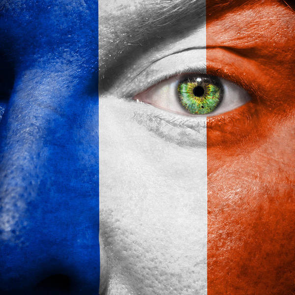 Wall Art - Photograph - Go France by Semmick Photo