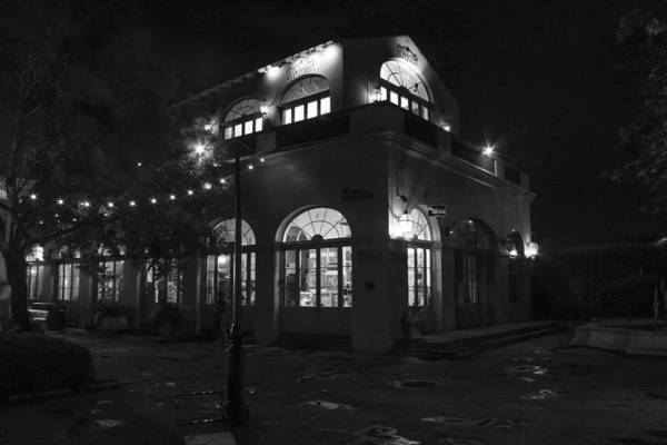 Photograph - French Quarter Lights by Jeff Mize