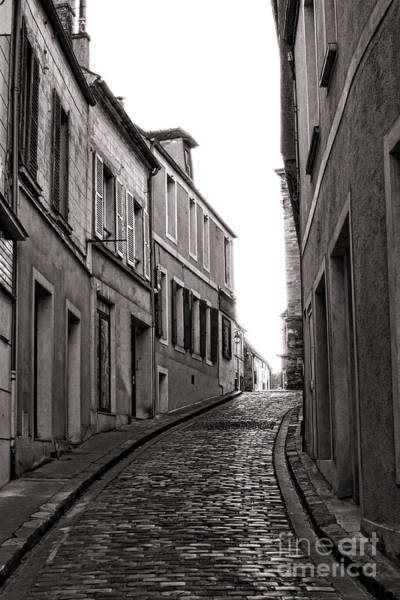Wall Art - Photograph - French Street by Olivier Le Queinec