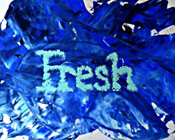 Photograph - Fresh by Cyryn Fyrcyd