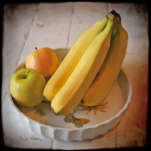 Photograph - Fresh Fruit by Chuck Staley